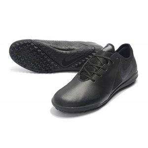 Nike Shoes - NEW Nike Phantom VSN TF Academy Black Indoor Turf